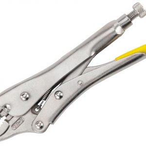 "185MM/7 1/2"" LOCKG PLIER CURVED JAW"