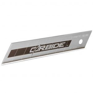 5 pack Carbide 18mm Snap Off Blades