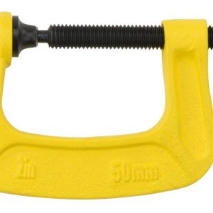 "MAXSTEEL 200MM/8"" ""G"" CLAMP"