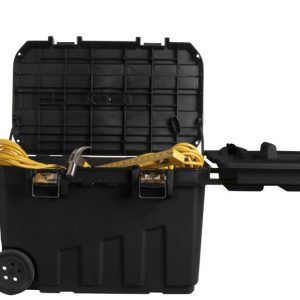 24 GALLON CHEST WITH METAL LATCHES