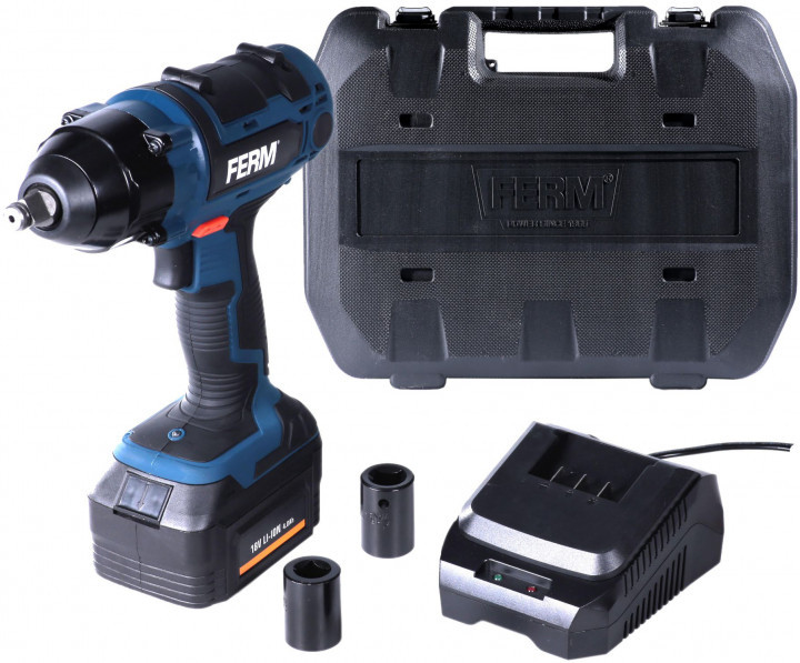 Cordless Impact Wrench can be used for any automotive job in and around the home and car. Changing wheels or car (dis) assembly operations