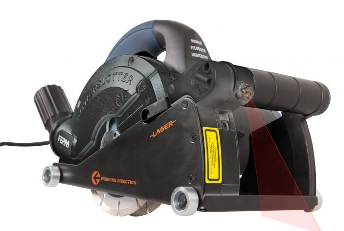 FERM Power Tools Штроборез 1600W, 230V, ~50Hz цена 4904,72 грн